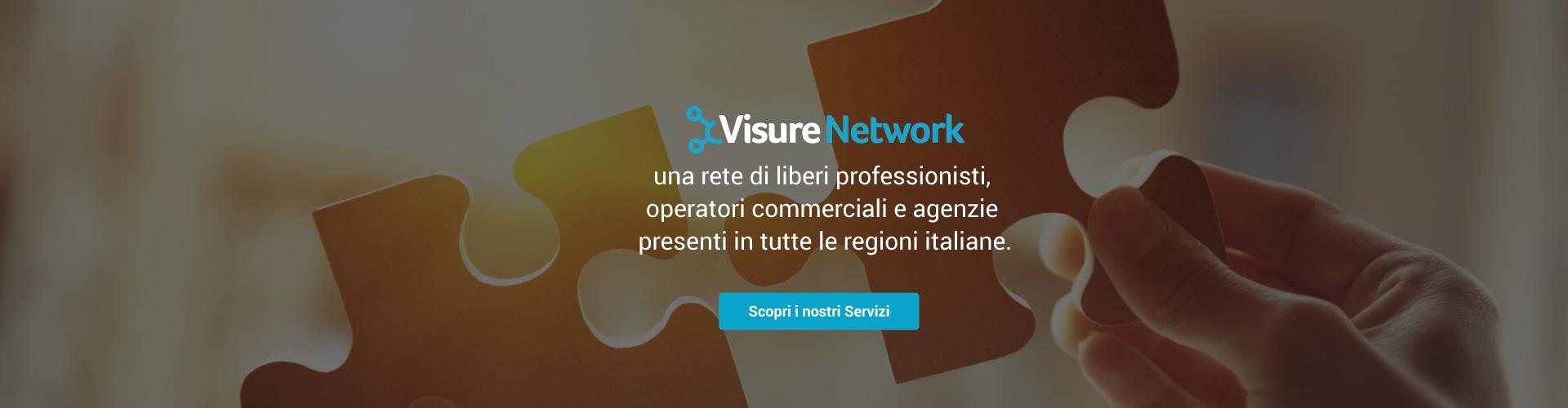 Diventa Partner Visure Network®